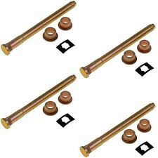 Door Hinge Pin and Bushing Kit - Set of Four - Fits GM Trucks 88-00