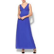 Tinley Road Sia Sheer Panel Maxi Dress 8 10 M