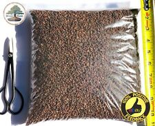 "5 lbs 1/8""-1/4"" Horticultural Lava Rock for Cactus and Bonsai Tree Soil"