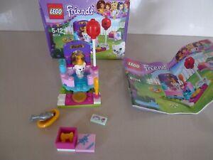 Lego Friends 41114 - Le cadeau du chat -  complet