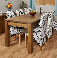 Up to 8 Seats Traditional Kitchen & Dining Tables