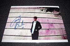 JAMES BLAKE signed Autogramm auf 20x28 cm Foto InPerson LOOK