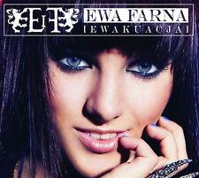 Ewa Farna - Ewakuacja (CD)  2010 NEW