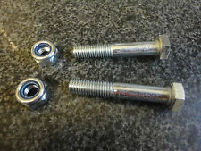 Peugeot 1007, 106, 206 & 207 Pinch Bolt & Nut set of 2