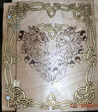 Greenman Book of Shadows -Wicca, Pagan, Witch