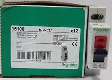 Schneider Merlin Gerin Multi 9 15100 Red LED Indicator Light 32a 32 Amp 1P Pole