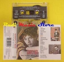 MC SIMPLY RED Picture book 1985 ELEKTRA 960 452-4 no cd lp dvd vhs