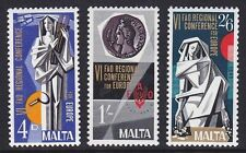 Flowers Maltese Stamps (1964-Now)