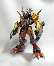 DIY Handmade Digimon Adventure Digital Monsters WarGreymon GK Model Parts Sa