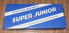 SUPER JUNIOR 12TH ANNIVERSARY EUNHYUK Wax Sealing Box SMTOWN SUM OFFICIAL GOODS