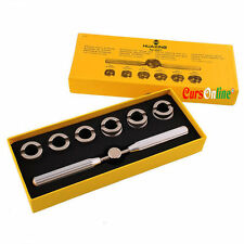 Kit Professionale Apri Casse a Chiave Fondello Zigrinato Orologi Rolex Tudor