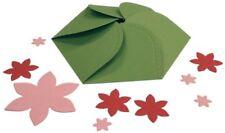 Spellbinders Hexagon Petal Envelope Grand Templates Etched Dies