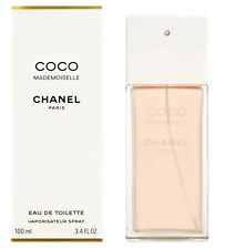 Chanel Coco Mademoiselle 100ml Eau De Toilette Spray *NEW & SEALED*