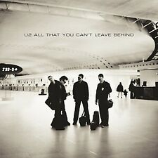 All That You Can't Leave Behind (Remastered 2017) - U2 [LP]