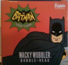 Batman 1966 TV Show Funko Wacky Wobbler Bobble Heads