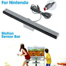 Infrared Sensor Bar IR Ray Inductor Wired for Nintendo Wii Wii U Remote Motion