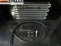 EPMAN UNIVERSAL 8 ROW ALUMINIUM HEAVY DUTY TRANSMISSION OIL COOLER KIT RADIATOR