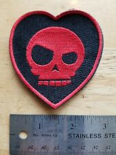 Triple Aught Design, Red Mean Skull patch