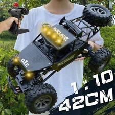 48km/h Offroad Car Ferngesteuertes Auto 1:10 4WD RC Monstertruck Geländewagen