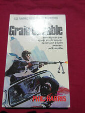 Romans noirs Franco Américains n° 17 - GRAIN DE SABLE - Phil HARRIS - 1976