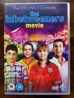 The Inbetweeners Movie DVD 2011 British Teen Comedy Feature Film