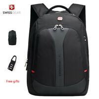 "SwissGear 15"" Macbook Laptop Backpack Schoolbag Rucksack Urban Bag Travel Bag"