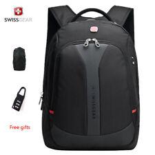 "SwissGear 15"" Macbook Laptop Backpack Schoolbag Rucksack Urban Bag Travel Bag"