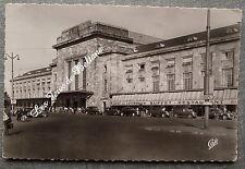 MULHOUSE LA GARE BIERE DE LUTTERBACH 1960    postcard