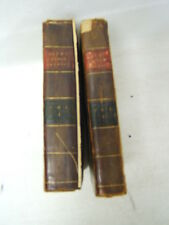 Travels though States of North America & Provinces of Canada 1799 2 Vols Illus