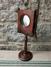 More details for a 19th century mahogany zograscope
