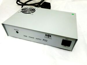 INFA PLUG PS2 RING POWER SUPPLY