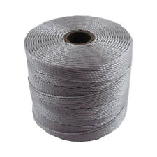 S-Lon Superlon Fine TEX 135 Twist Nylon Beading Crafting Cord 118 yd/spool