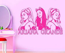 Ariana Grande Girls Room Wall Art Sticker/Decal