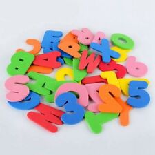 Fashion 10 Numbers 26 Letters Baby Bath Toy Foam Floating Bathroom Toys Np2Z