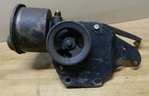 1951 Cadillac Models 331ci 5.4L V8 used power steering pump with brackets