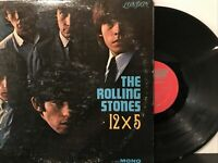 The Rolling Stones – 12 X 5 LP 1964 London Records – LL 3402 VG/VG