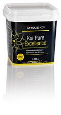 Unique Koi  Koi Pure Excellence 1 kg, 5 mm  Krillmehl und Spirulina Futter