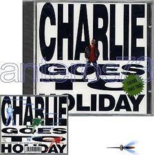 "CHARLIE ""GOES TO HOLIDAY"" RARO CD ELIO E LE STORIE TESE"