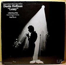 LENNY (Bruce) - OST - '74 UA LP - FACTORY SEALED - Dustin Hoffman