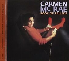 Mc Rae, Carmen - Book of Ballads [New CD] Spain - Import