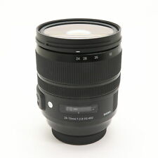 SIGMA Art 24-70mm F/2.8 DG OS HSM (for Canon EF mount) #187
