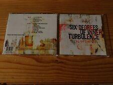 Dream Theater- Six Degrees of Inner Turbulence Brazilian Pressing 2CD