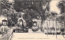 LA ROCHETTE abbaye les trois fontaines