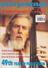 JAZZ JOURNAL MAGAZINE 1996 JUN PETER IND, CAL COLLINS, MOSAIC RECORDINGS
