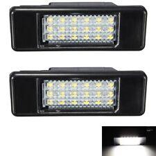 LED Licence Number Plate Light Peugeot 106 207 208 307 308 407 Citroen C2 C4 C6