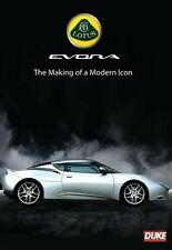 Lotus Evora - The Making of a Modern Icon (New DVD) Official Licensed Product