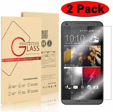 2-Pack Shatterproof HD Tempered Glass Film Screen Protector for HTC Desire 816