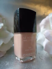 109 PINK MINK Shimmering Oyster CHANEL Rare nail Varnish No Box & Scratched Cap