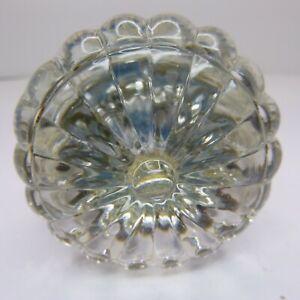 Antique Vintage Door Knobs glass crystal rare design