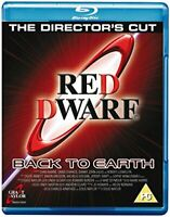 Red Dwarf  Back to Earth [Bluray] [Region Free] [DVD][Region 2]